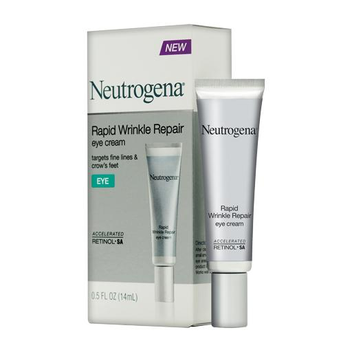 NEUTROGENA® RAPID WRINKLE REPAIR® Ojos