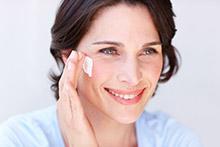 Preocupaciones relacionadas con el envejecimiento de la piel: Piel deshidratada