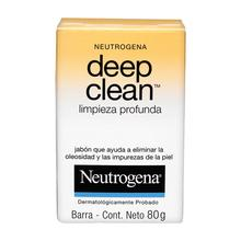NEUTROGENA® DEEP CLEAN® Barra de Limpieza Facial