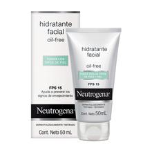 NEUTROGENA® Oil Free FPS 15