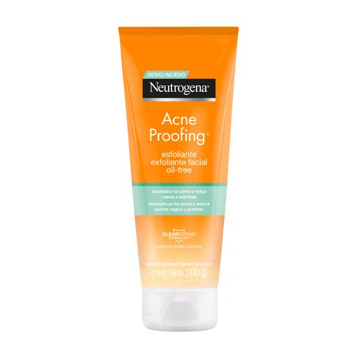 NEUTROGENA® ACNE PROOFING® Exfoliante