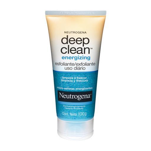 NEUTROGENA® DEEP CLEAN® Energizing Exfoliante