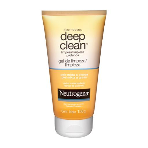 NEUTROGENA® DEEP CLEAN® Gel De Limpieza