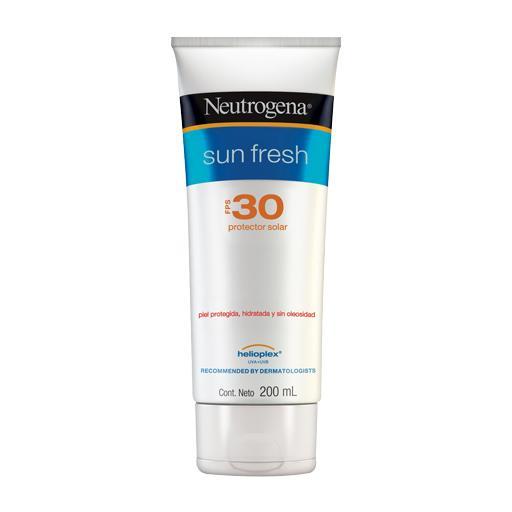 NEUTROGENA® SUN FRESH® Protector Solar Crema FPS 30